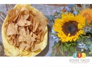 SOHO TACO Gourmet Taco Catering - Tortilla Chips - Orange County - OC