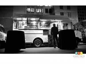 SOHO TACO Gourmet Taco Catering - DTLA Art Walk - Los Angeles CA