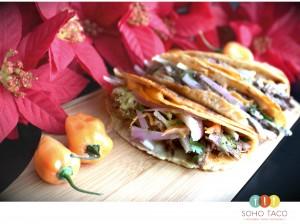 SOHO TACO Gourmet Taco Catering - El Crocante - Orange County - OC