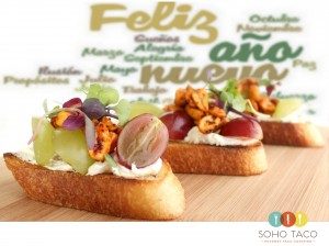 SOHO TACO Gourmet Taco Catering - Happy New Year - Feliz Ano Nuevo - Orange County - Los Angeles