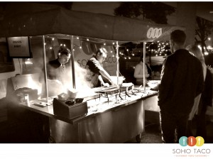 SOHO TACO Gourmet Taco Catering - Orange County - OC - Tasting Night