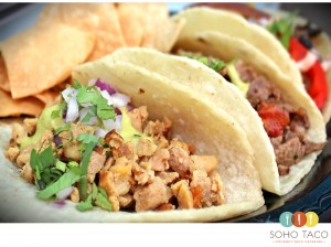 SOHO TACO Gourmet Taco Catering - Pollo Asado - Orange County - OC
