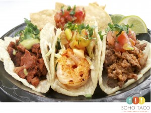 SOHO TACO Gourmet Taco Catering Truck - Orange County - OC