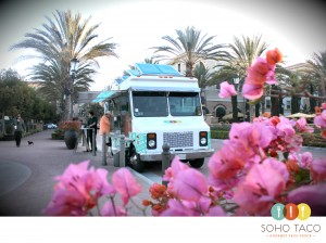 SOHO TACO Gourmet Taco Truck - The Park at Irvine Spectrum - Irvine - Orange County