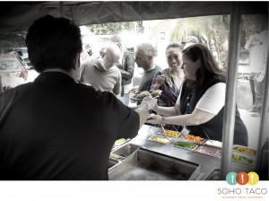 SOHO TACO Gourmet Taco Catering - Los Angeles - Fox Studios - Good Mroning LA