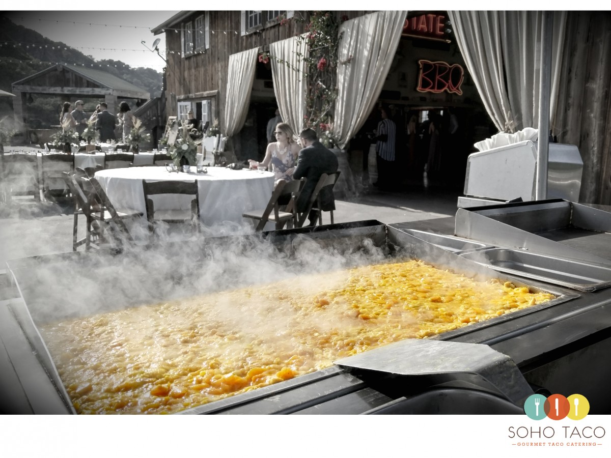 SOHO TACO Gourmet Taco Catering - Wedding - San Luis Obispo - SLO - Holland Ranch