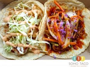 SOHO TACO Gourmet Taco Truck - Camarones - Chamorro de Cordero - Orange County - OC