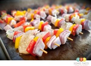 SOHO TACO Gourmet Taco Catering - Espadillas de Camarones - Appetizers - Orange County - OC (1)
