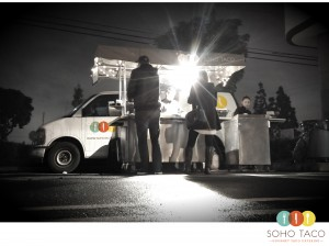 SOHO TACO Gourmet Taco Catering - Los Angeles - Orange County - Rain or Shine