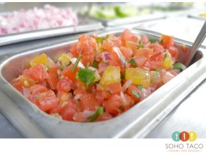 SOHO TACO Gourmet Taco Catering - South Pasadena - Pico de Gallo - Los Angeles County