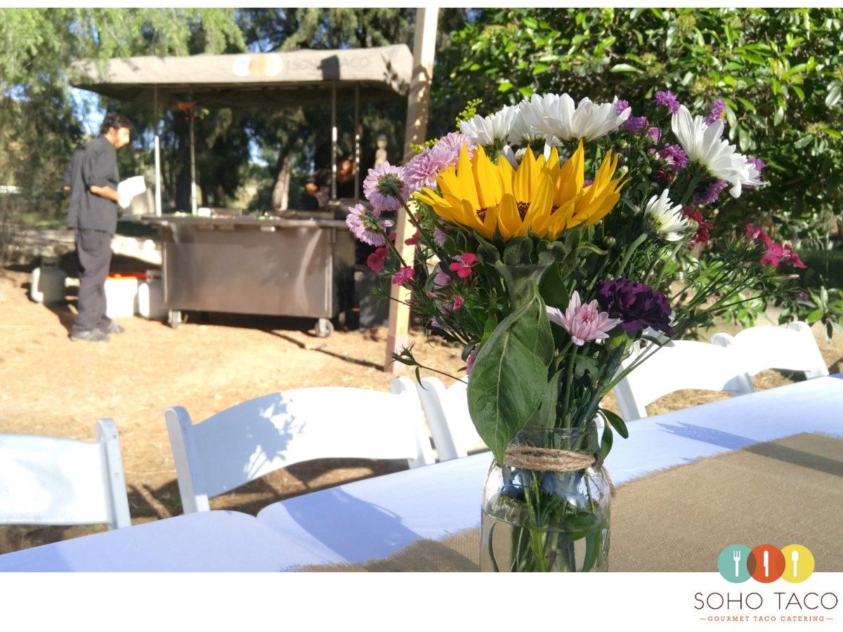 soho taco gourmet taco catering wedding rehearsal highland springs resort cherry valley ca
