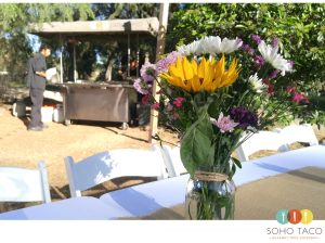 SOHO TACO Gourmet Taco Catering - Wedding Rehearsal - Highland Springs Resort - Cherry Valley CA