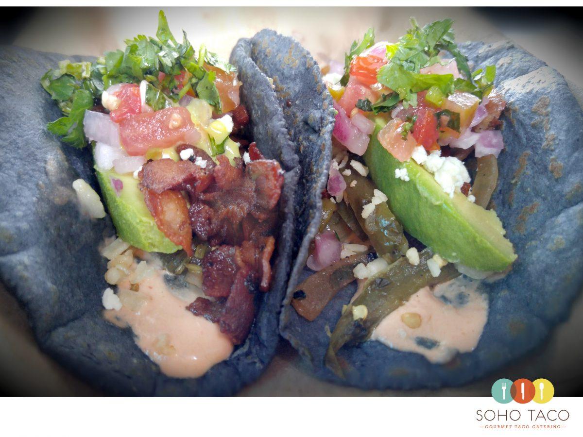 SOHO TACO Gourmet Taco Catering - El Emperador - Orange County - OC - May Special