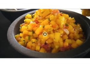 SOHO TACO Gourmet Taco Catering - Mango Salsa - Orange County - OC