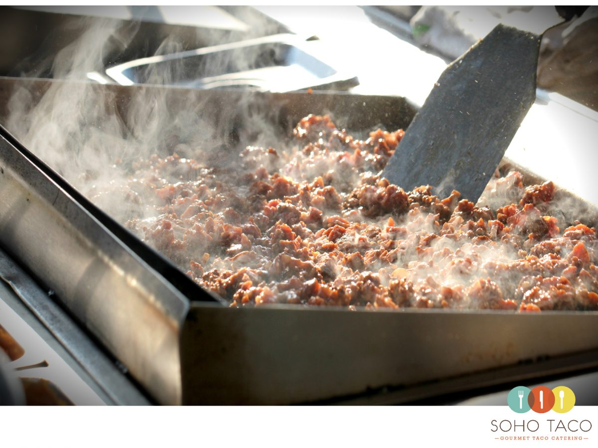 SOHO TACO Gourmet Taco Catering - Carne Asada - Grilling - Mexican Cuisine