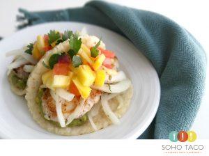 SOHO TACO Gourmet Taco Catering - El Taco Supremo - June Special - Orange County - OC