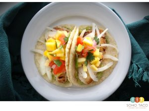 SOHO TACO Gourmet Taco Catering - El Taco Supremo - Orange County - OC - June Special