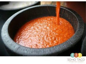SOHO TACO Gourmet Taco Catering - Salsa Roja - Orange County - OC