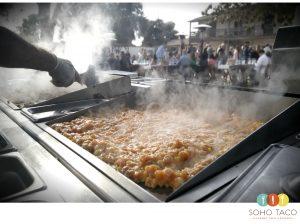 SOHO TACO Gourmet Taco Catering - Wedding - Olivas Historical Park - Ventura CA - Pollo Asado