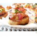 SOHO TACO Gourmet Taco Catering - Appetizers - Rebanadas de Tomate Heirloom