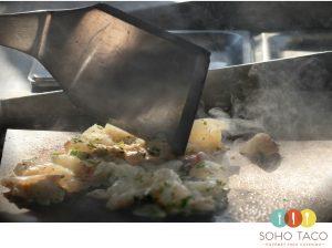 SOHO TACO Gourmet Taco Catering - Lobster Taco - Orange County OC