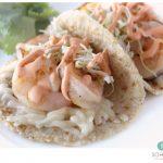 SOHO TACO Gourmet Taco Catering - Shrimp Taco - Taco de Camarones - Orange County - OC