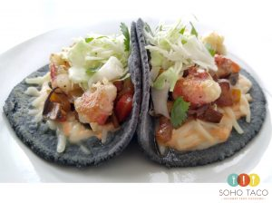 SOHO TACO Gourmet Taco Catering - Taco de Langosta - July Special - Orange County OC