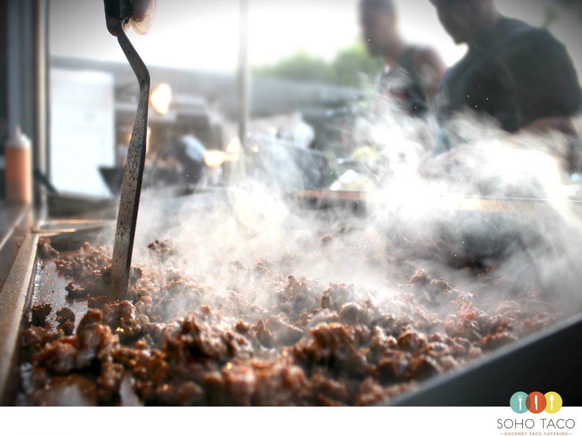 SOHO TACO Gourmet Taco Catering - Essex Skyline - Carne Asada - Orange County - OC