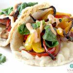 SOHO TACO Gourmet Taco Catering - Veggie Taco - Orange County - OC