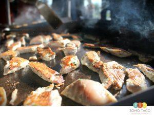 SOHO TACO Gourmet Taco Catering - Wedding Eagles Nest - Cypress - Mahi Mahi