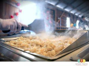 SOHO TACO Gourmet Taco Catering - Wedding - La Cuesta Ranch - San Luis Obispo - Shrimp Taco