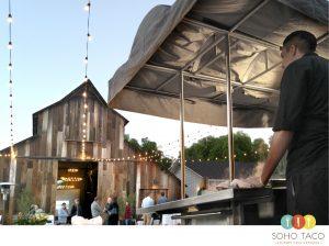 SOHO TACO Gourmet Taco Catering - Greengate Ranch - San Luis Obispo - CA