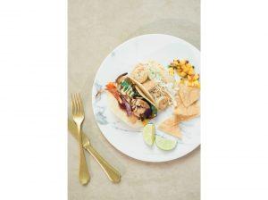 SOHO TACO Gourmet Taco Catering - Veggie Shrimp Tacos - Orange County - Los Angeles