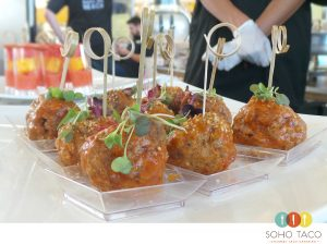 SOHO TACO Gourmet Taco Catering - Albondigas Appetizers - Orange County - OC
