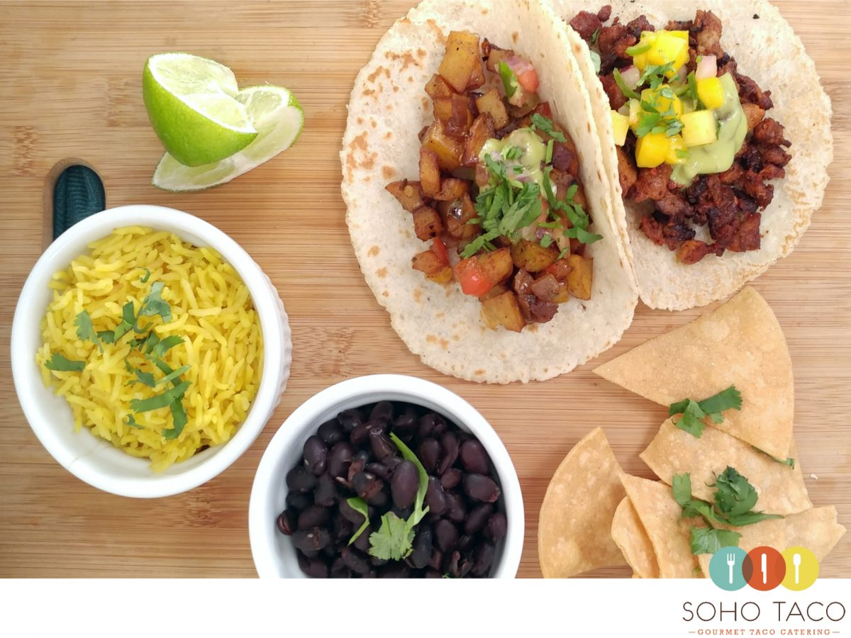 SOHO TACO Gourmet Taco Catering - Orange County - Los Angeles