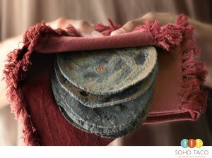 SOHO TACO Gourmet Taco Catering - Blue Corn Tortillas - Orange County - OC