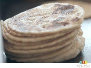 SOHO TACO Gourmet Taco Catering - Fresh Hand-Pressed Tortillas