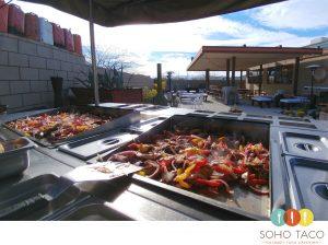 SOHO TACO Gourmet Taco Catering - Wedding - The Station - Joshua Tree