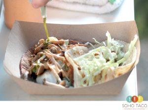 SOHO TACO Gourmet Taco Catering - El Taco Esquimal - Orange County - OC