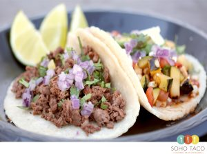 SOHO TACO Gourmet Taco Catering - Carne Asada - Calabacita - Orange County - OC