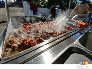 SOHO TACO Gourmet Taco Catering - Historic Cottage - San Clemente - CA