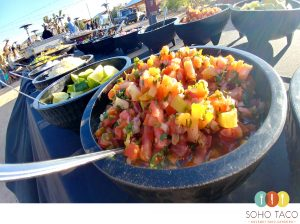 SOHO TACO Gourmet Taco Catering - Pico De Gallo - Rimrock Ranch - Pioneertown CA