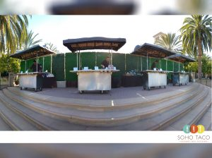 SOHO TACO Gourmet Taco Catering - The Park at irvine Spectrum - Irvine - Orange County - CA