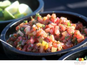 SOHO TACO Gourmet Taco Catering - Pico de Gallo - Orange County - Los Angeles - OC - LA