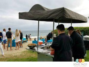 SOHO TACO Gourmet Taco Catering - Emerald Bay - Laguna Beach - Orange County OC