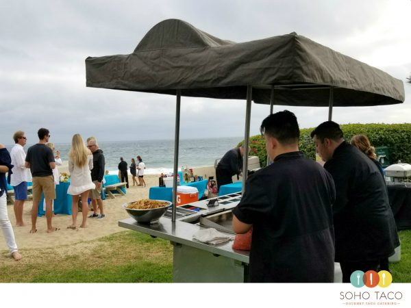 SOHO TACO Gourmet Taco Catering - Emerald Bay - Laguna Beach - Orange County OC