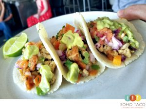 SOHO TACO Gourmet Taco Catering - Pollo Asado - Orange County - OC