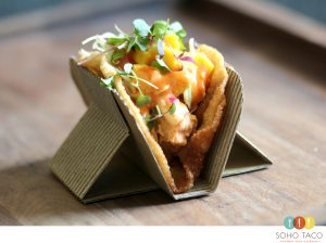 SOHO TACO Gourmet Taco Catering - Taco de Cangrejo - Orange County - OC
