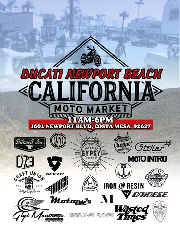 SOHO TACO Gourmet Taco Catering - Ducati Newport Beach California Moto Market - Orange County