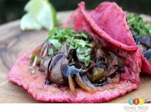SOHO TACO Gourmet Taco Catering - Rabo de Toro - Red Wine Reduction - Orange County - OC